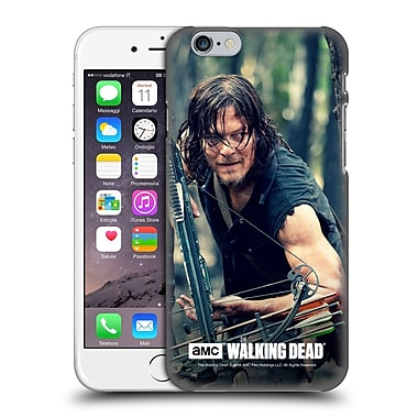 Official Amc The Walking Dead Daryl Dixon Lurk Hard Back Case For Apple Iphone 6 / 6S