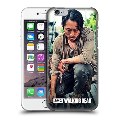 Official Amc The Walking Dead Glenn Rhee Bloody Hands Hard Back Case For Apple Iphone 6 / 6S