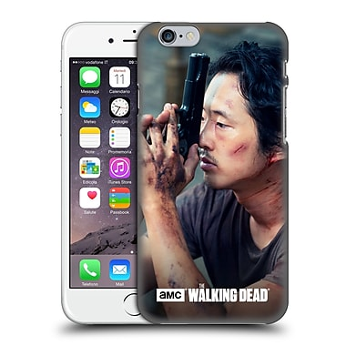 Official Amc The Walking Dead Glenn Rhee Deep In Thought Hard Back Case For Apple Iphone 6 / 6S
