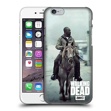 Official Amc The Walking Dead Key Art Morgan Hard Back Case For Apple Iphone 6 / 6S