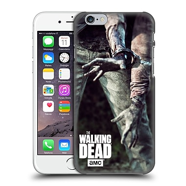 Official Amc The Walking Dead Key Art Walker In Chains Hard Back Case For Apple Iphone 6 / 6S