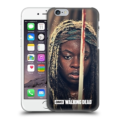 Official Amc The Walking Dead Michonne Bloody Sword Hard Back Case For Apple Iphone 6 / 6S