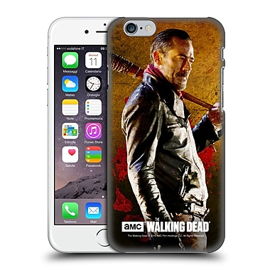 Official Amc The Walking Dead Negan Lucille 1 Hard Back Case For Apple Iphone 6 / 6S