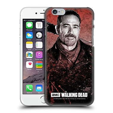 Official Amc The Walking Dead Negan Lucille 2 Hard Back Case For Apple Iphone 6 / 6S