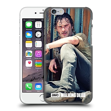 Official Amc The Walking Dead Rick Grimes On The Ground Hard Back Case For Apple Iphone 6 / 6S