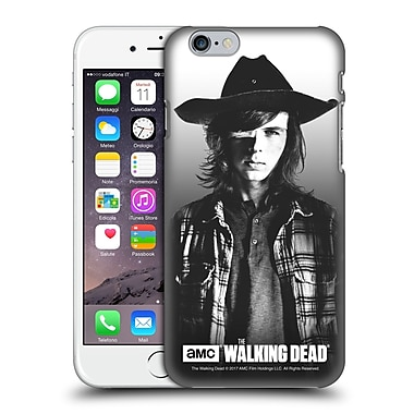 Official Amc The Walking Dead Filtered Portraits Carl Hard Back Case For Apple Iphone 6 / 6S