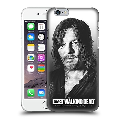 Official Amc The Walking Dead Filtered Portraits Daryl Hard Back Case For Apple Iphone 6 / 6S