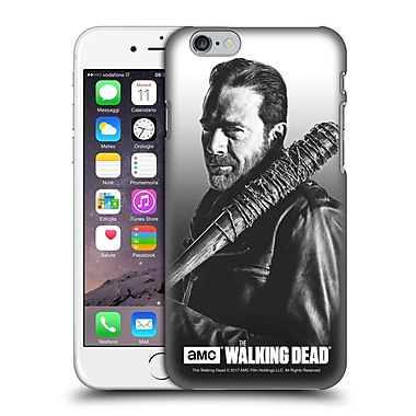 Official Amc The Walking Dead Filtered Portraits Negan Hard Back Case For Apple Iphone 6 / 6S