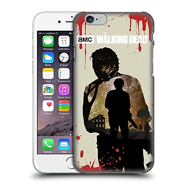 Official Amc The Walking Dead Silhouettes Glenn Hard Back Case For Apple Iphone 6 / 6S