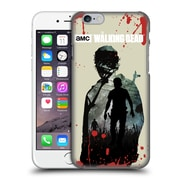 Official Amc The Walking Dead Silhouettes Rick Hard Back Case For Apple Iphone 6 / 6S