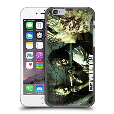 Official Amc The Walking Dead Walker Character Michonne Hard Back Case For Apple Iphone 6 / 6S