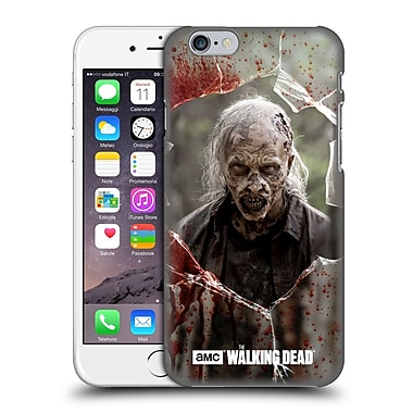 Official Amc The Walking Dead Walkers Angry Hard Back Case For Apple Iphone 6 / 6S