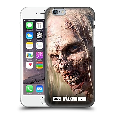 Official Amc The Walking Dead Walkers Grin Hard Back Case For Apple Iphone 6 / 6S