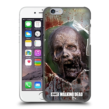 Official Amc The Walking Dead Walkers Jaw Hard Back Case For Apple Iphone 6 / 6S