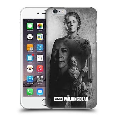 Official Amc The Walking Dead Exposure Carol Hard Back Case For Apple Iphone 6 Plus / 6S Plus