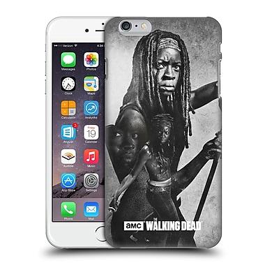 Official Amc The Walking Dead Exposure Michonne Hard Back Case For Apple Iphone 6 Plus / 6S Plus