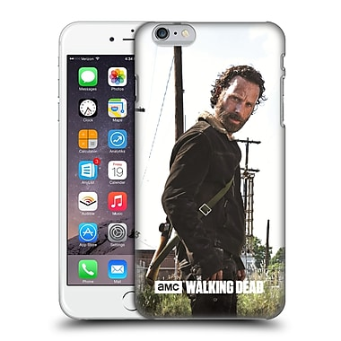 Official Amc The Walking Dead Filtered Characters Rick Gun Hard Back Case For Apple Iphone 6 Plus / 6S Plus