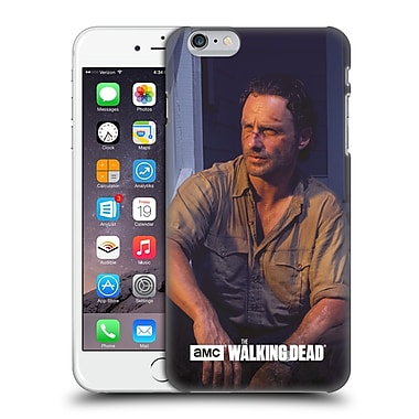 Official Amc The Walking Dead Filtered Characters Rick Hard Back Case For Apple Iphone 6 Plus / 6S Plus