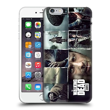 Official Amc The Walking Dead Logo Key Art Horizontal Hard Back Case For Apple Iphone 6 Plus / 6S Plus