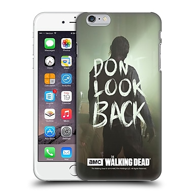 Official Amc The Walking Dead Quotes Dont Look Back Hard Back Case For Apple Iphone 6 Plus / 6S Plus