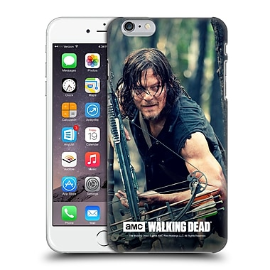 Official Amc The Walking Dead Daryl Dixon Lurk Hard Back Case For Apple Iphone 6 Plus / 6S Plus