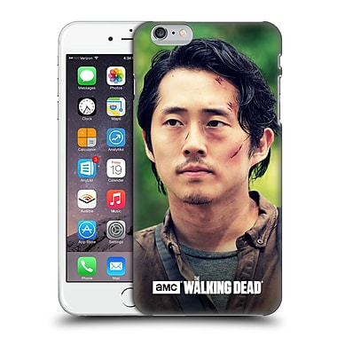 Official Amc The Walking Dead Glenn Rhee Face Hard Back Case For Apple Iphone 6 Plus / 6S Plus