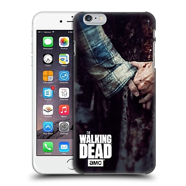 Official Amc The Walking Dead Key Art Hold Hands Hard Back Case For Apple Iphone 6 Plus / 6S Plus