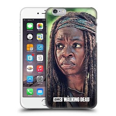 Official Amc The Walking Dead Michonne Face Hard Back Case For Apple Iphone 6 Plus / 6S Plus