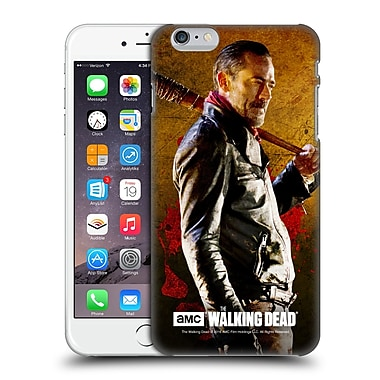 Official Amc The Walking Dead Negan Lucille 1 Hard Back Case For Apple Iphone 6 Plus / 6S Plus