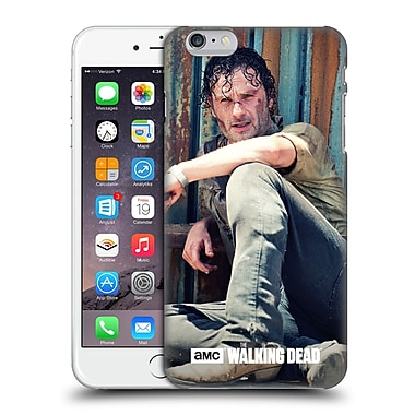 Official Amc The Walking Dead Rick Grimes On The Ground Hard Back Case For Apple Iphone 6 Plus / 6S Plus