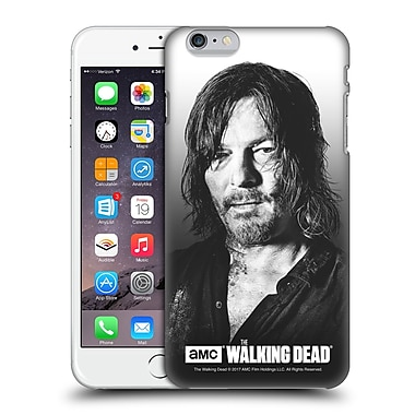 Official Amc The Walking Dead Filtered Portraits Daryl Hard Back Case For Apple Iphone 6 Plus / 6S Plus