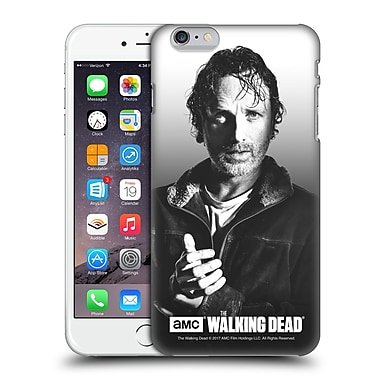 Official Amc The Walking Dead Filtered Portraits Rick Hard Back Case For Apple Iphone 6 Plus / 6S Plus