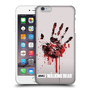 Official Amc The Walking Dead Silhouettes Hand Hard Back Case For Apple Iphone 6 Plus / 6S Plus