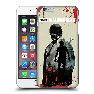 Official Amc The Walking Dead Silhouettes Rick Hard Back Case For Apple Iphone 6 Plus / 6S Plus