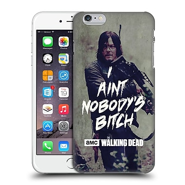 Official Amc The Walking Dead Typography Daryl Hard Back Case For Apple Iphone 6 Plus / 6S Plus