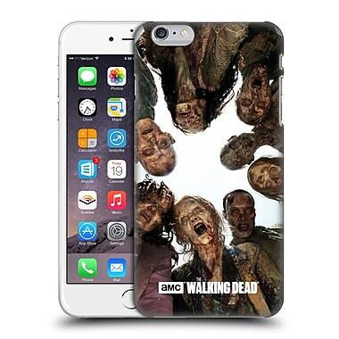 Official Amc The Walking Dead Walker Character Walker Group Hard Back Case For Apple Iphone 6 Plus / 6S Plus