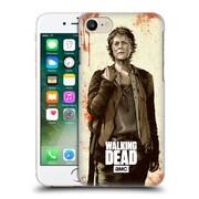 Official Amc The Walking Dead Distressed Illustrations Carol Hard Back Case For Apple Iphone 7