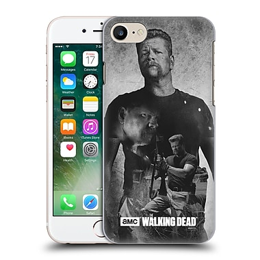 Official Amc The Walking Dead Exposure Abraham Hard Back Case For Apple Iphone 7