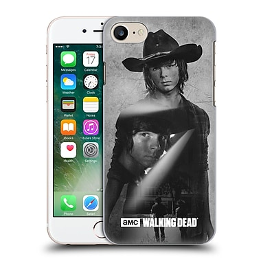 Official Amc The Walking Dead Exposure Carl Hard Back Case For Apple Iphone 7