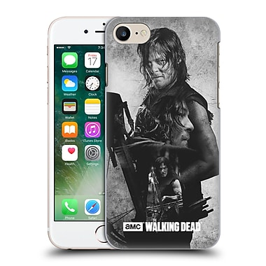 Official Amc The Walking Dead Exposure Daryl Hard Back Case For Apple Iphone 7