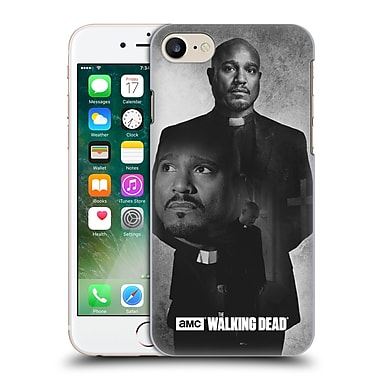 Official Amc The Walking Dead Exposure Gabriel Hard Back Case For Apple Iphone 7