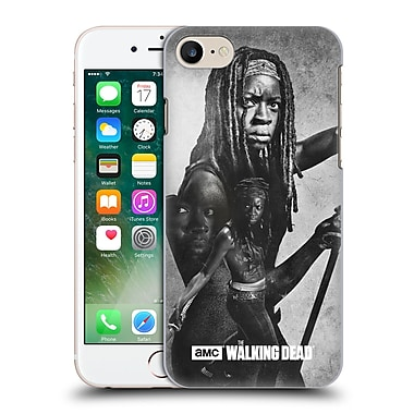 Official Amc The Walking Dead Exposure Michonne Hard Back Case For Apple Iphone 7