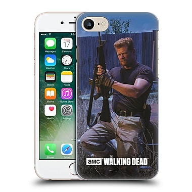 Official Amc The Walking Dead Filtered Characters Abraham Hard Back Case For Apple Iphone 7