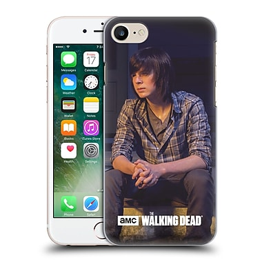 Official Amc The Walking Dead Filtered Characters Carl Hard Back Case For Apple Iphone 7