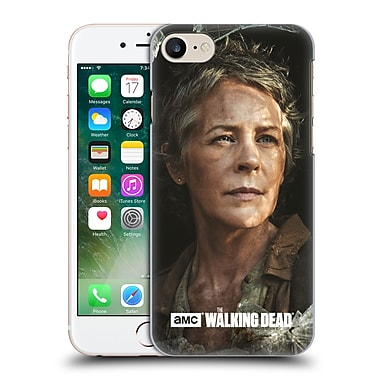 Official Amc The Walking Dead Filtered Characters Carol Hard Back Case For Apple Iphone 7
