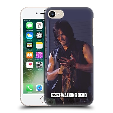 Official Amc The Walking Dead Filtered Characters Daryl Hard Back Case For Apple Iphone 7