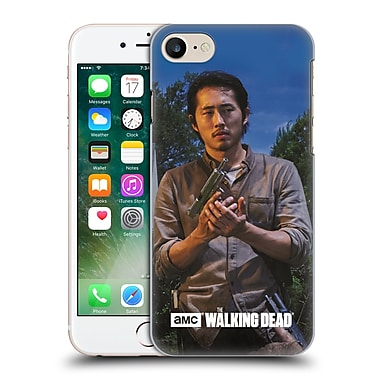 Official Amc The Walking Dead Filtered Characters Glenn Hard Back Case For Apple Iphone 7