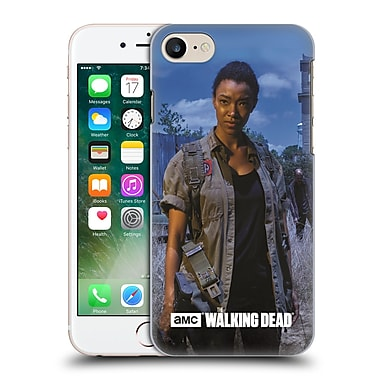 Official Amc The Walking Dead Filtered Characters Sasha Hard Back Case For Apple Iphone 7