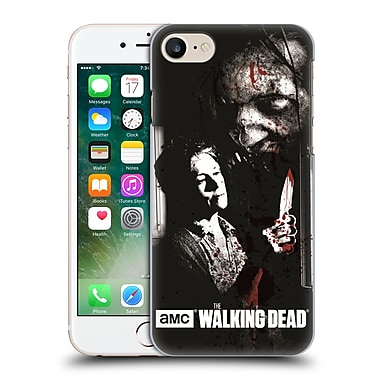 Official Amc The Walking Dead Gore Fearless Carol Hard Back Case For Apple Iphone 7