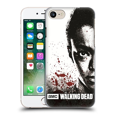 Official Amc The Walking Dead Gore Half Face Sasha Hard Back Case For Apple Iphone 7